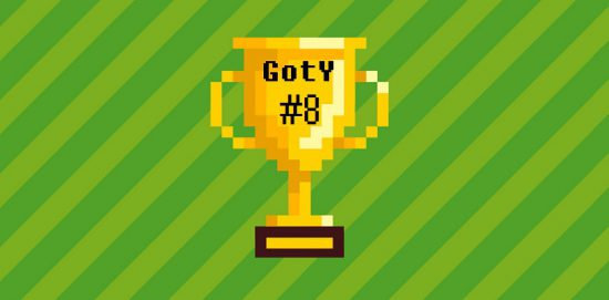 Wooderon Games of the Year 2015:#8