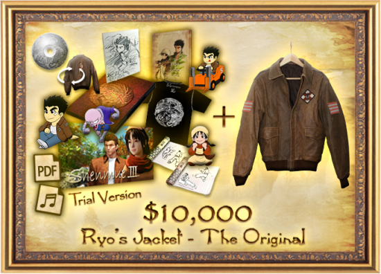 You better believe this backer tier was sold out within minutes of the kickstarter going live.
