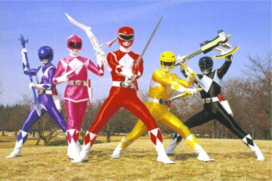 The original Power Rangers as we know them were called Kyōryū Sentai Zyuranger in Japan.