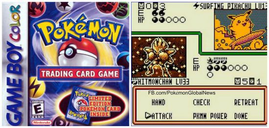 Image result for Pokemon Trading Card Game gba