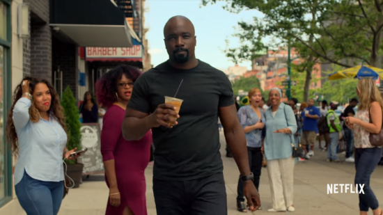 Luke Cage: What is a Hero