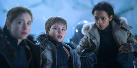 "Mid-Week Review: Lost in Space (2018) - Episode 1: ""Impact"""