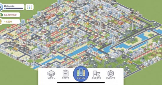 My Thoughts on: Pocket City