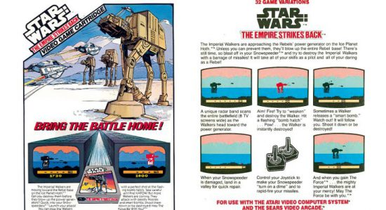 "A Star Wars Video Game Retrospective - Episode I: ""Star Wars: The Empire Strikes Back"" (1982)"