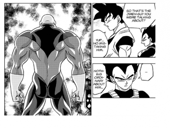 The Dragon Ball Super manga isn't doing the Tournament of Power justice