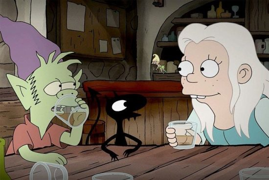 Netflix's Disenchantment lives up to its name