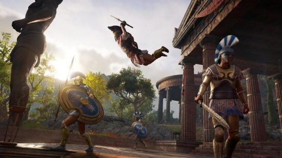 Assassin's Creed Odyssey has everyone fooled