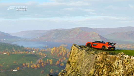 Forza Horizon is the best racing game for people who don't