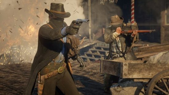 The Counterproductive Karma Bar of Red Dead Redemption 2