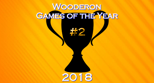 Wooderon Games of the Year 2018: #2
