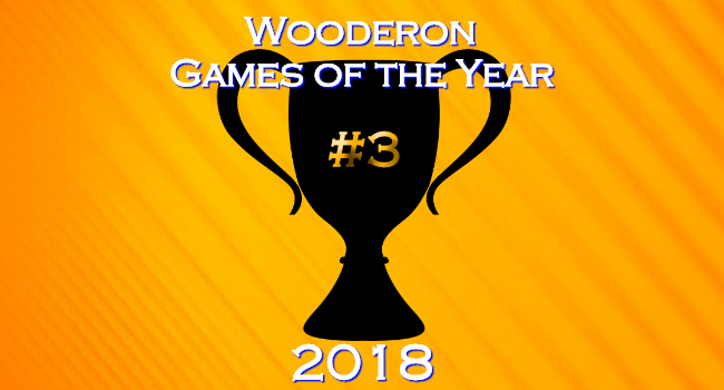 Wooderon Games of the Year 2018: #3