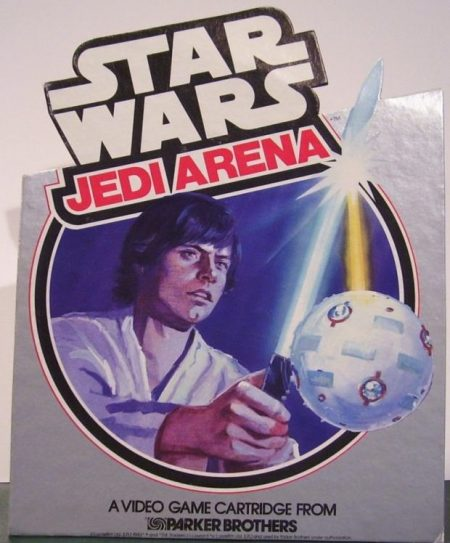 "A Star Wars Video Game Retrospective – Episode 3: ""Jedi Arena"" (1983)"