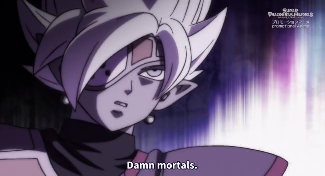 Super Dragon Ball Heroes: Episode 7 - Universe 6 Stuff