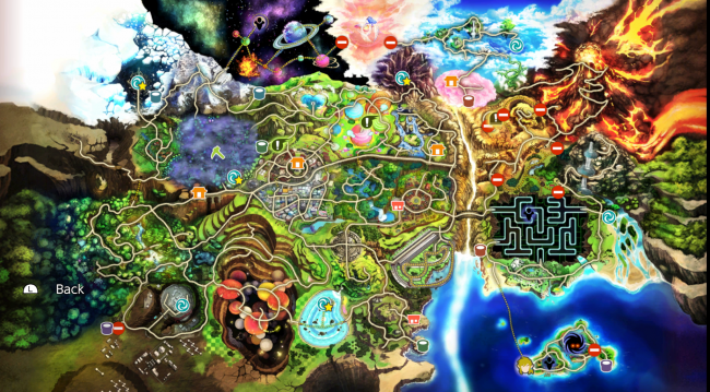 Super Smash Bros. World of Light is a great idea that gets old quick
