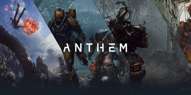 Anthem: Why Play this when I could Just Play Destiny