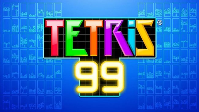 Tetris 99 Might be THE Most Brutal Battle Royale Game
