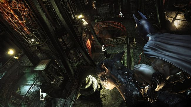 Batman Arkham – The Problem with Escalation