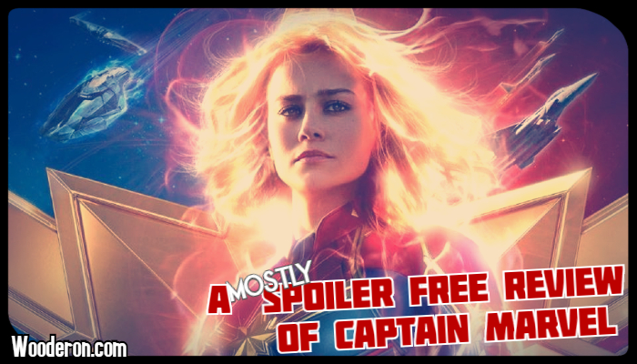 A Mostly Spoiler-Free Review of Captain Marvel