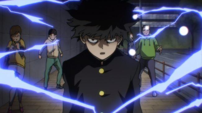 Mob Psycho 100 Episode 9 Review – Show Me What You've Got ~Band Together~