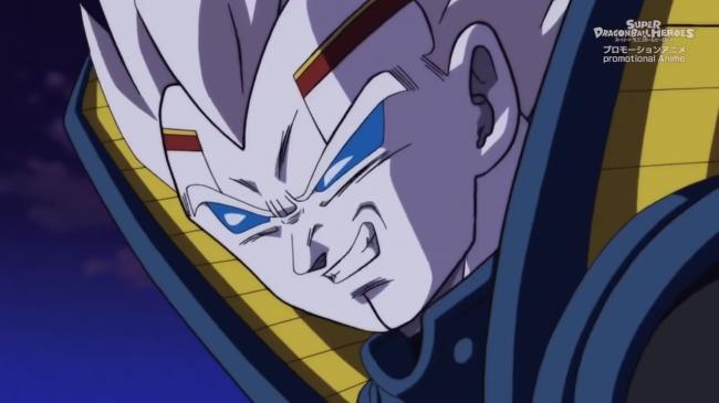 Super Dragon Ball Heroes - Episode 9 - A Power to Surpass Ultra Instinct?