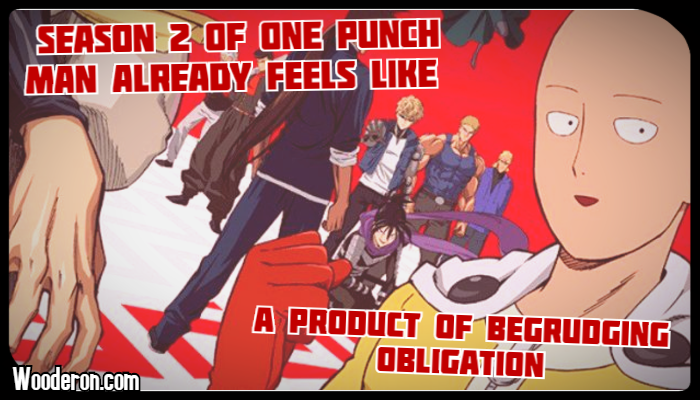 Season 2 of One Punch Man already feels like a product of begrudging obligation
