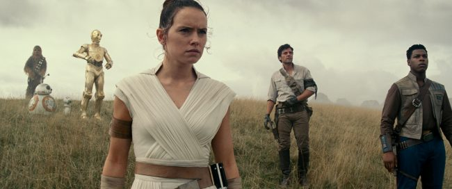Excitement and Misgiving for the Star War: The Rise of Skywalker Trailer