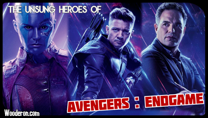 The Unsung Heroes of Avengers:Endgame
