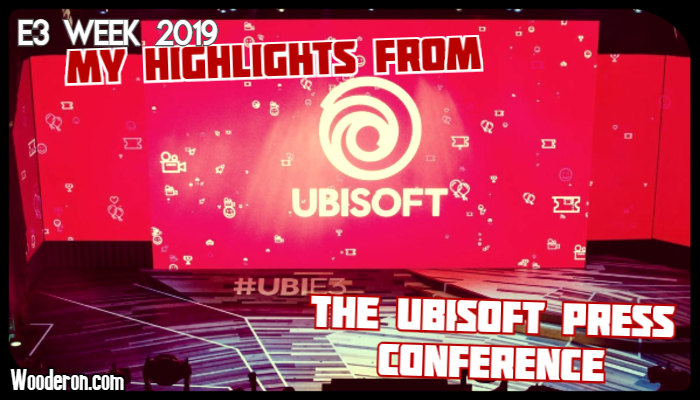 E3 Week 2019: My Highlights from the Ubisoft Press Conference