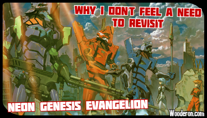 Why I feel the need to watch Evangelion, despite not wanting to