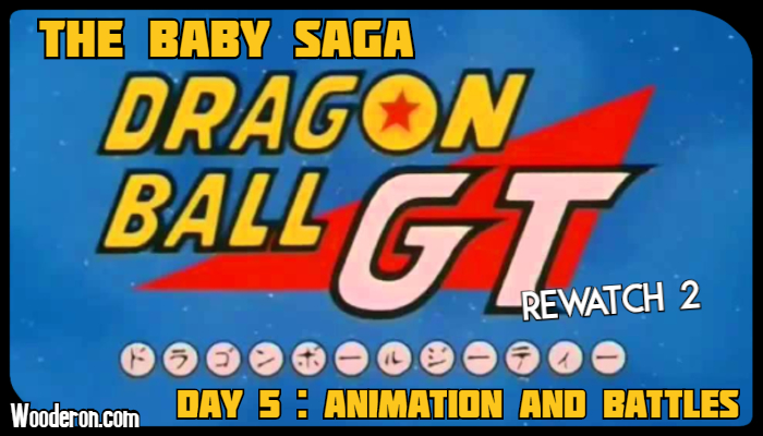 Dragon Ball GT Rewatch Week 2: The Baby Saga – Day 5: Animation and Battles