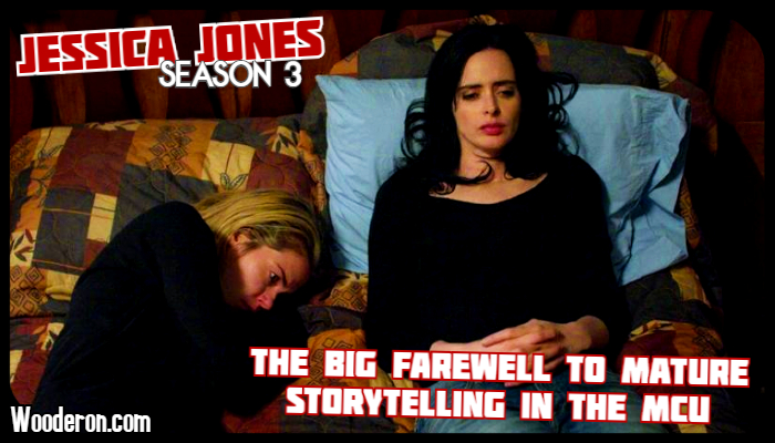Jessica Jones – The Big Farewell to Mature storytelling in the MCU