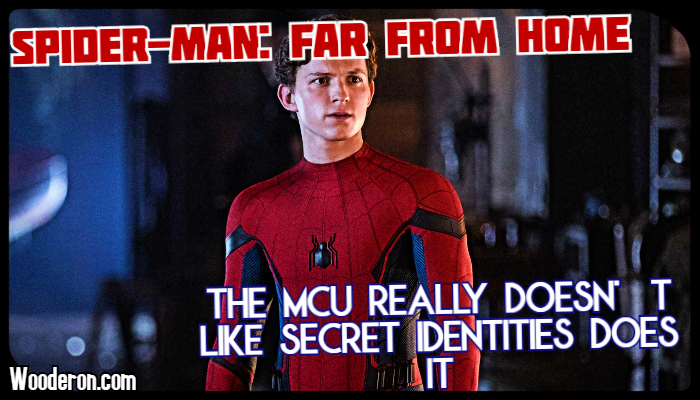 Spider-Man: Far From Home – The MCU really doesn't like secret identities does it