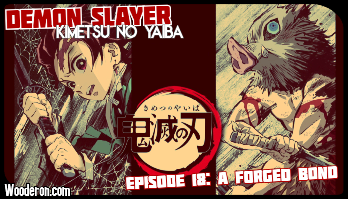 Demon Slayer – Episode 18: A Forged Bond