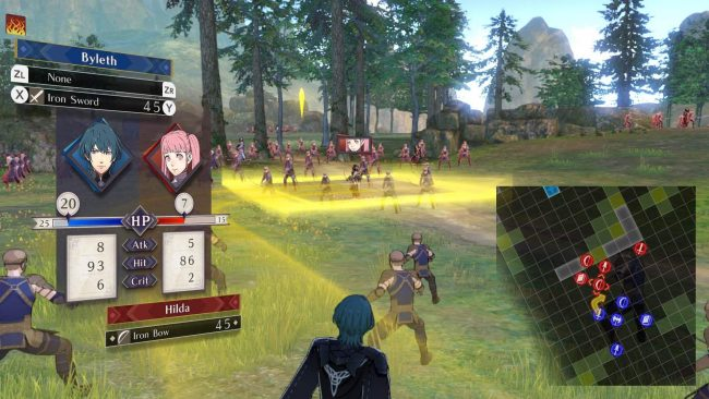 The difficult contradiction to playing Fire Emblem: Three Houses