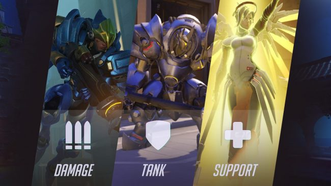 Overwatch's Role queue is a huge gift for normal players