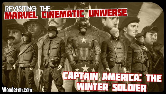 MCU Rewatch – Captain America: The Winter Solider and putting golden age morals into the modern era