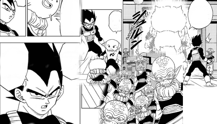 Dragon Ball Super Manga - Chapter 52: Goku and Vegeta's Training