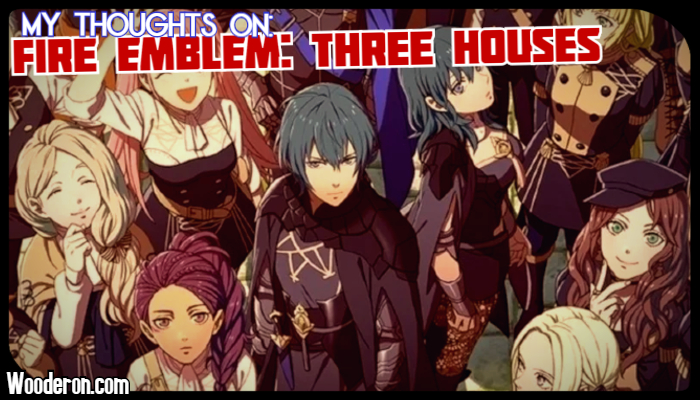Fire Emblem: Three Houses Review – An Exercise in Obsession