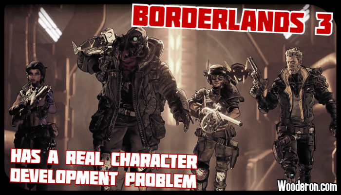 Borderlands 3 has a real character development problem