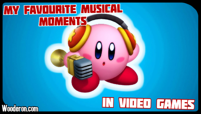 My favourite musical moments in video games