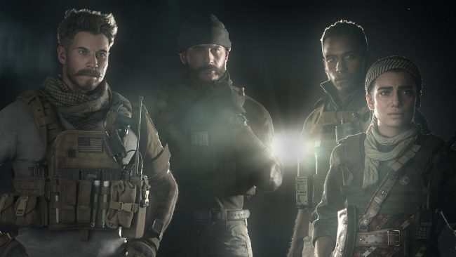 Call of Duty: Modern Warfare was the perfect time for me to return to the franchise