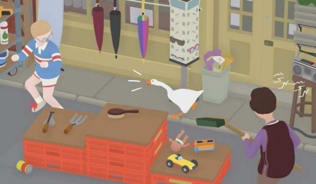 I wish I could enjoy Untitled Goose Game up close