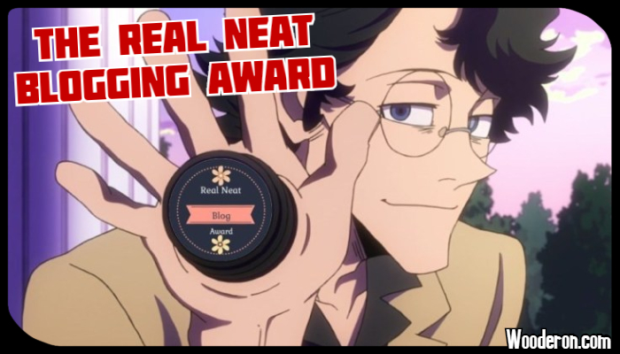 The Real Neat Blogging Award