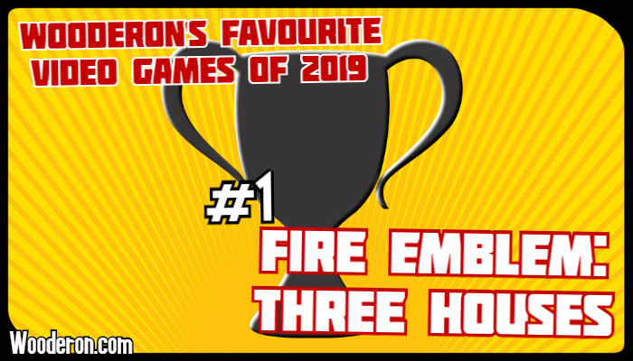 Wooderon's favourite Video Games of 2019 –#1