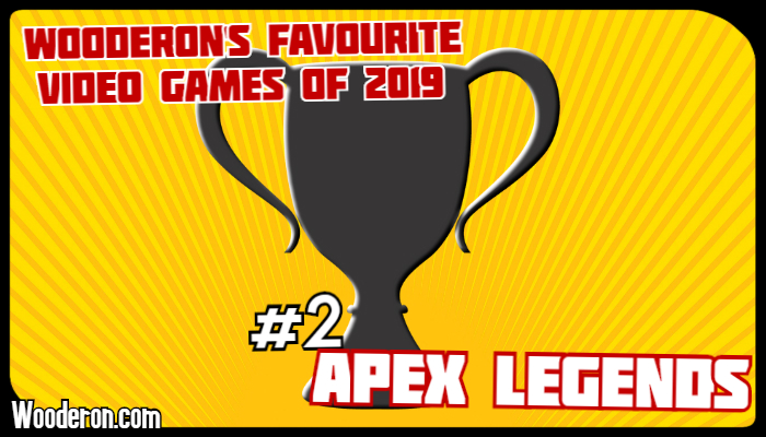 Wooderon's favourite Video Games of 2019 – #2