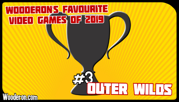 Wooderon's favourite Video Games of 2019 – #3
