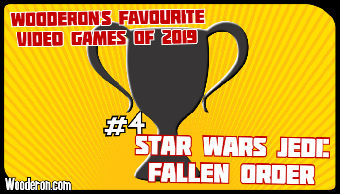 Wooderon's favourite Video Games of 2019 –#4