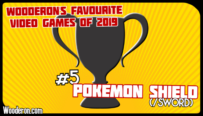 Wooderon's favourite Video Games of 2019 –#5