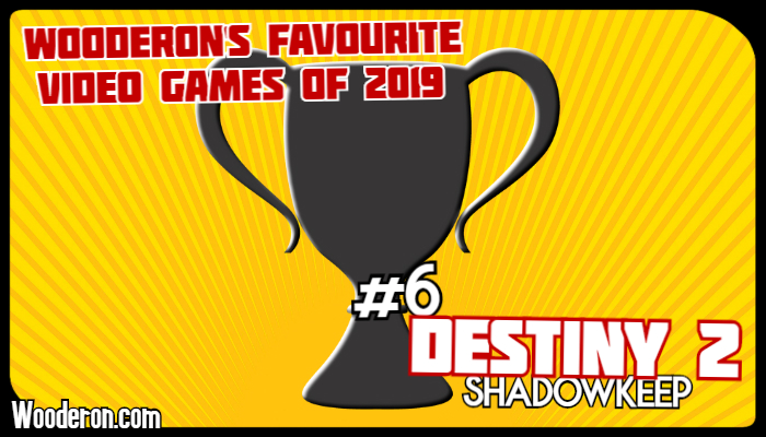 Wooderon's favourite Video Games of 2019 –#6