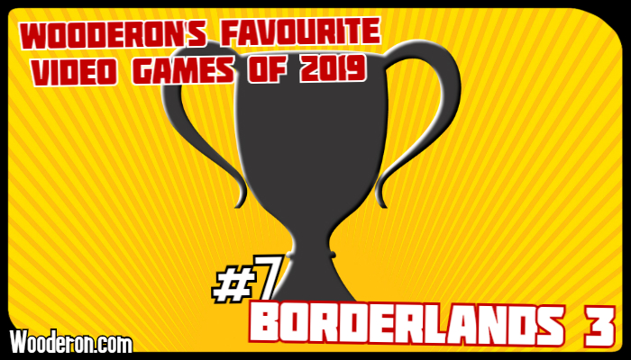 Wooderon's favourite Video Games of 2019 – #7